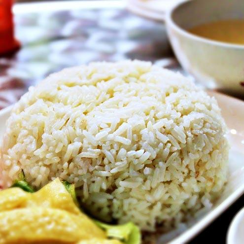 Recipe 海南雞飯
